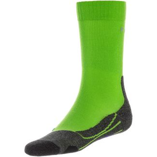Falke TK2 Cool Wandersocken Herren vivid green