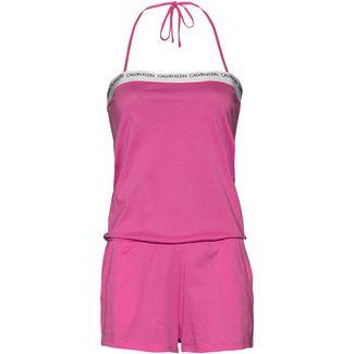 Calvin Klein CK LOGO Jumpsuit Damen phlox pink