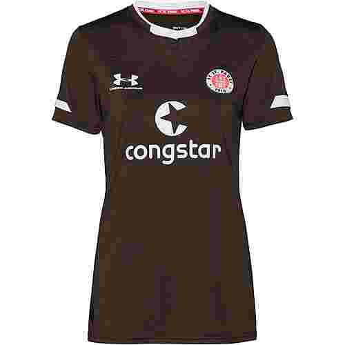 Under Armour FC St. Pauli 18/19 Heim Trikot Damen timber-white
