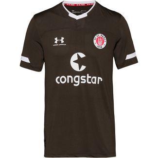 Under Armour FC St. Pauli 19/20 Heim Fußballtrikot Herren timber-white