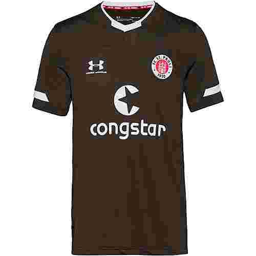 Under Armour FC St. Pauli 19/20 Heim Trikot Herren timber-white