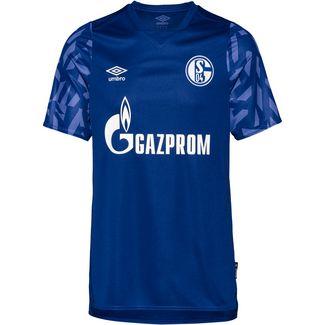 UMBRO FC Schalke 04 19/20 Heim Fußballtrikot Herren deep surf