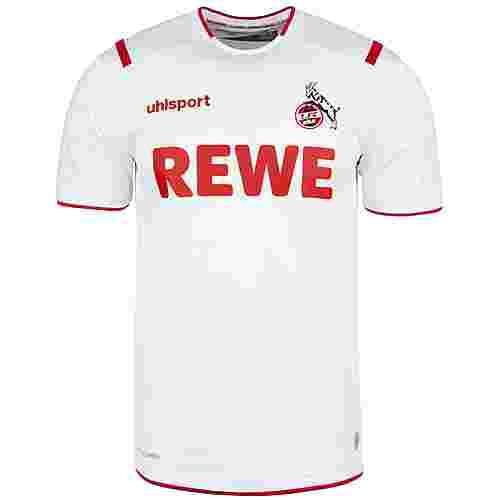 Uhlsport 1.FC Köln 19/20 Heim Fußballtrikot Herren weiß