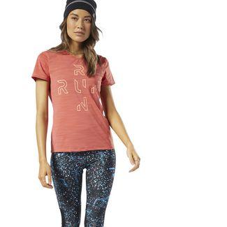 Reebok One Series Running ACTIVCHILL T-Shirt Funktionsshirt Damen Rosette