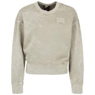 Pullover & Sweats für Damen von Nike in grün im Online Shop