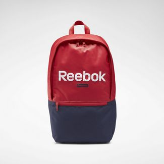 Reebok Supercore Backpack Daypack Herren Heritage Navy / Rebel Red