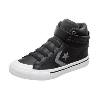 CONVERSE Pro Blaze Strap Sneaker Kinder schwarz