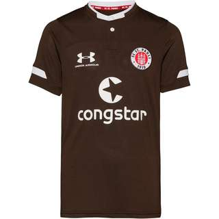 Under Armour FC St. Pauli 19/20 Heim Trikot Kinder timber-white
