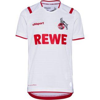 Uhlsport 1.FC Köln 19/20 Heim Fußballtrikot Kinder weiß