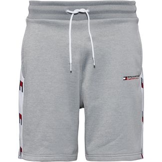 Tommy Sport Shorts Herren grey heather
