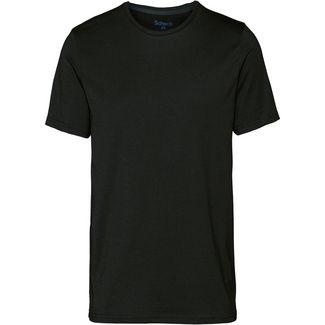SCHECK T-Shirt Herren schwarz