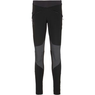 Salomon WAYFARER Tights Damen black