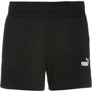 PUMA Shorts Damen cotton black