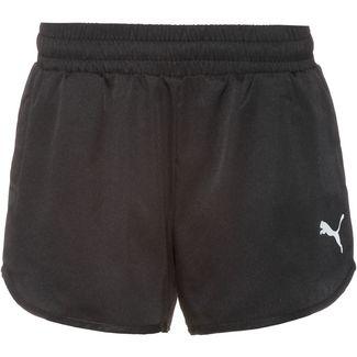 PUMA Shorts Damen puma black