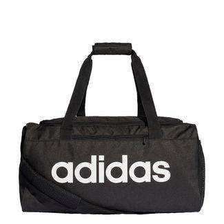 adidas Linear Core Duffelbag S Sporttasche Herren Black / Black / White