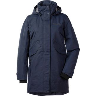 Didriksons 1913 Tanja Parka Damen dark night blue