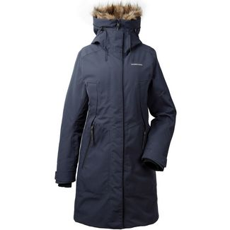 Didriksons 1913 Mea Parka Damen dark night blue