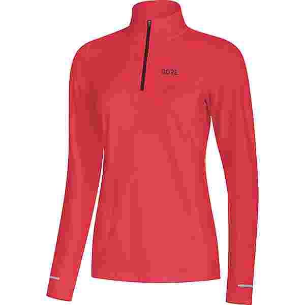 GORE® WEAR GORE-TEX R3 Funktionsshirt Damen hibiscus pink