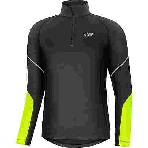 GORE® WEAR M Laufshirt Herren black-neon yellow