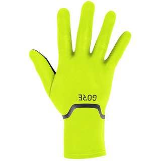 GORE® WEAR GORE-TEX M INFINIUM™ Laufhandschuhe neon yellow-black