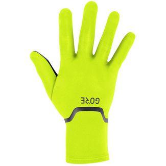 GORE® WEAR M GORE-TEX INFINIUM™ Laufhandschuhe neon yellow-black