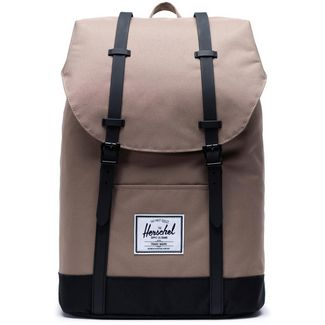 Herschel Rucksack Retreat Daypack pine bark-black
