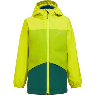 VAUDE Escape Doppeljacke Kinder bright-green