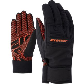 Ziener Garim AS(R) Glove Ski Alpine Skihandschuhe Herren orange spice