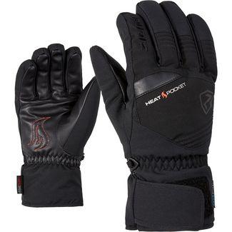 Ziener Glim AS(R) Glove Ski Alpine Skihandschuhe Herren black