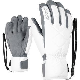 Ziener Krista AS(R) AW Lady Glove Skihandschuhe Damen white