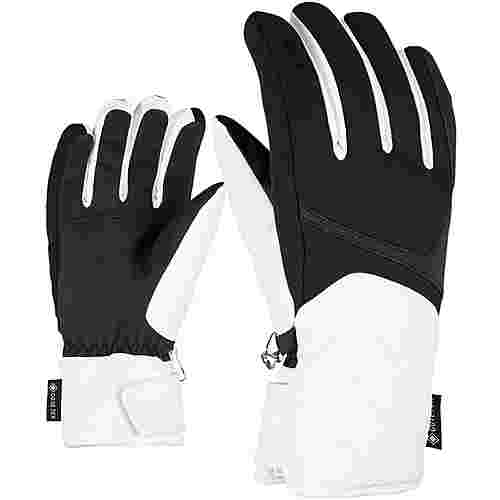 Ziener Kyrena GTX Lady Glove Skihandschuhe Damen white