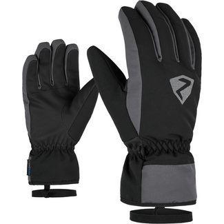 Ziener Gerino AS(R) Glove Ski Alpine Skihandschuhe black-magnet