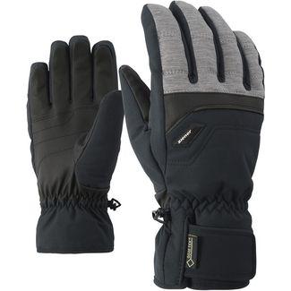 Ziener Glyn GTX Gore Plus Warm Glove Ski Alpine Skihandschuhe dark melange