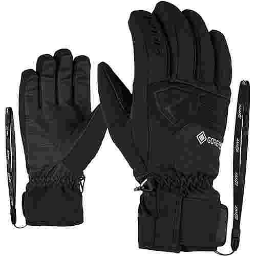 Ziener Greggson GTX Glove Ski Alpine Skihandschuhe Herren black