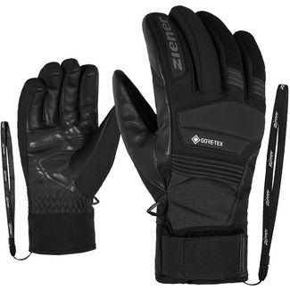Ziener Gil GTX Gore Active Glove Ski Alpine Skihandschuhe Herren grey iron tec