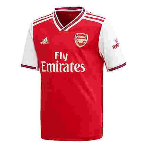 adidas FC Arsenal Heimtrikot Funktionsshirt Kinder Scarlet