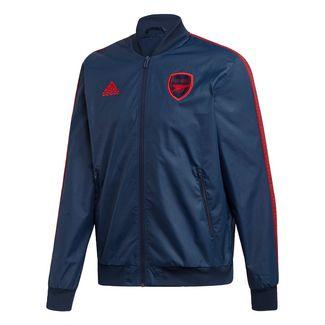 Jacken » Fußball für Herren in blau im Online Shop von