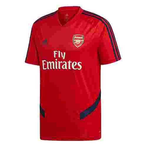 adidas FC Arsenal Trainingstrikot Funktionsshirt Herren Scarlet / Collegiate Navy
