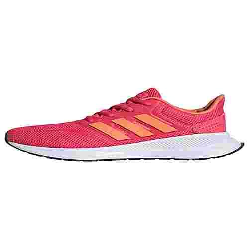 adidas Runfalcon Schuh Sneaker Kinder Real Pink / Dark Blue / Dark Blue