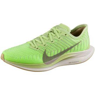 Nike Zoom Pegasus Turbo 2 Laufschuhe Damen lab green-pumice-electric green
