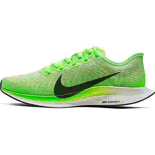 Nike Zoom Pegasus Turbo 2 Laufschuhe Herren electric green-black-bio beige-phantom