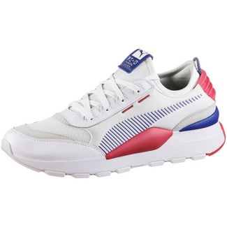 PUMA RS-0 Sneaker Herren puma white-surf the web-nrgy rose