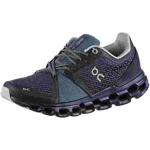 ON Cloudstratus Laufschuhe Damen navy-dust