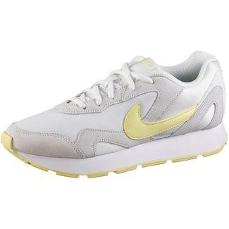 Nike Delfine Sneaker Damen white-bicycle yellow