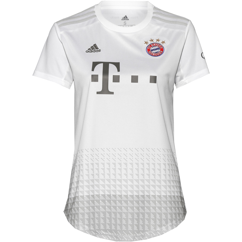 adidas FC Bayern München 19/20 Auswärts Trikot Damen