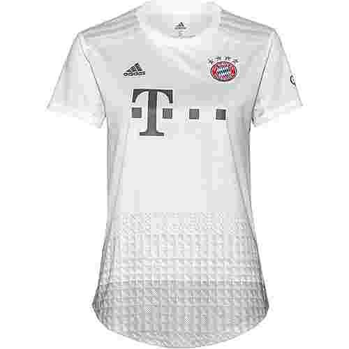 adidas FC Bayern München 19/20 Auswärts Trikot Damen white