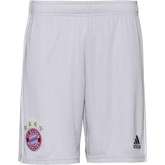 adidas FC Bayern München 19/20 Auswärts Fußballshorts Herren lgh solid grey