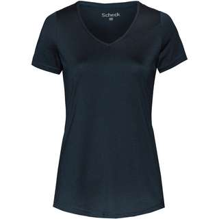 SCHECK T-Shirt Damen navy