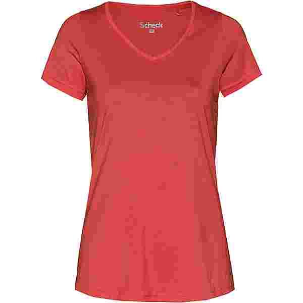 SCHECK T-Shirt Damen rosa
