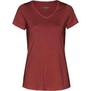 SCHECK T-Shirt Damen dunkelrose